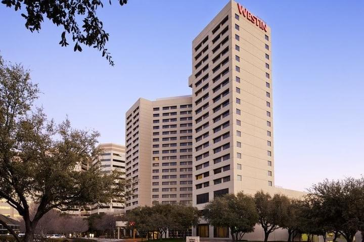 Monsters Dance Dallas Hotel Venue