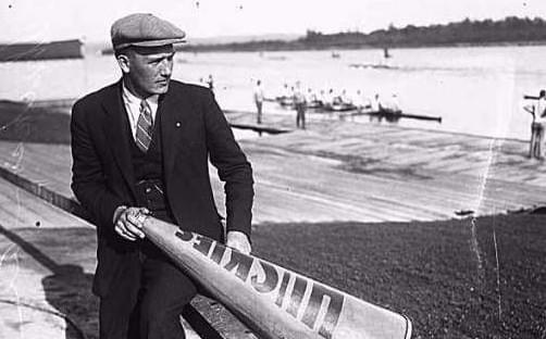 Al Ulbrickson, University of Washington crew coach, Seattle, 1937