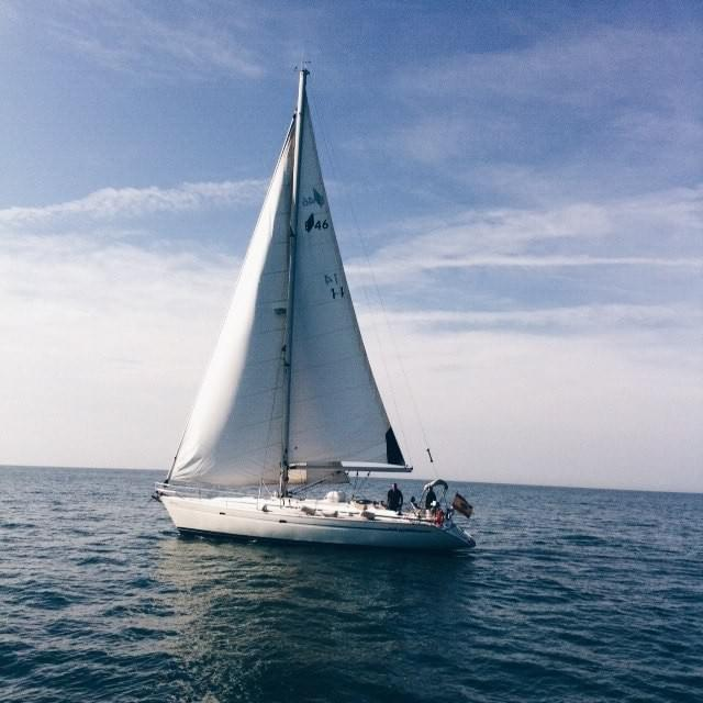 São Nicolau boat, sailboat trips and tours, charter Cascais