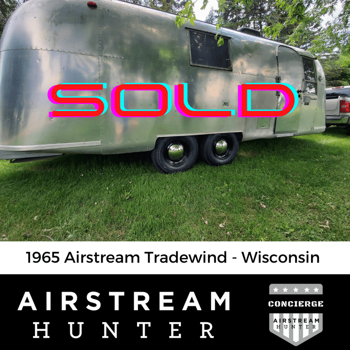 1965 Airstream Tradewind for Sale on Airstream Hunter