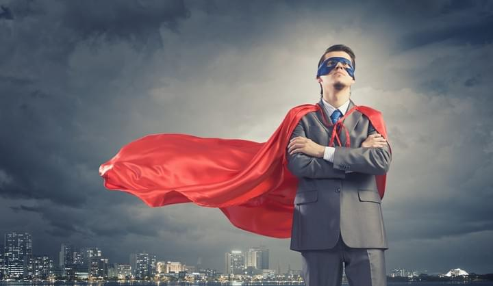 The Worry List: How to Become Superhuman