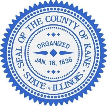 Seal of the County of Kane, Illinois