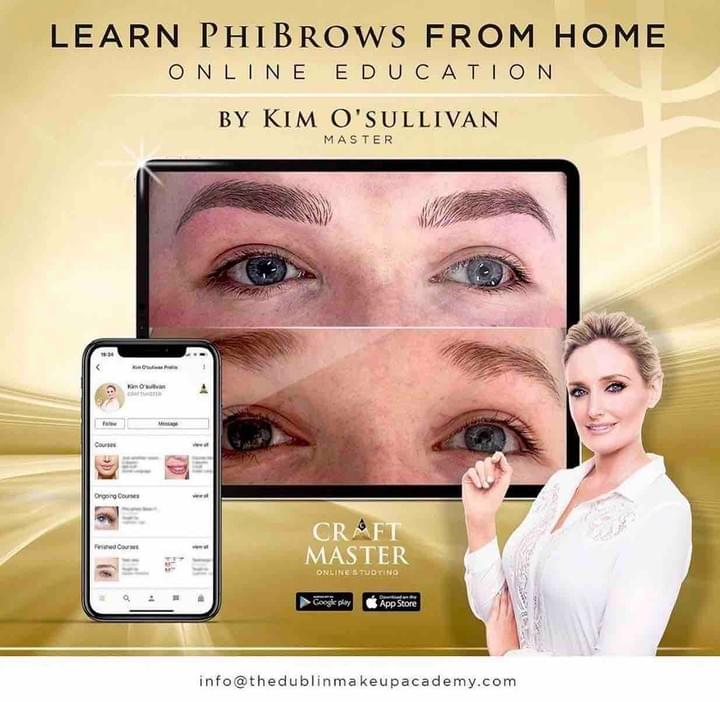 Microblading, Phibrows, Phibrows Ireland, brows Dublin