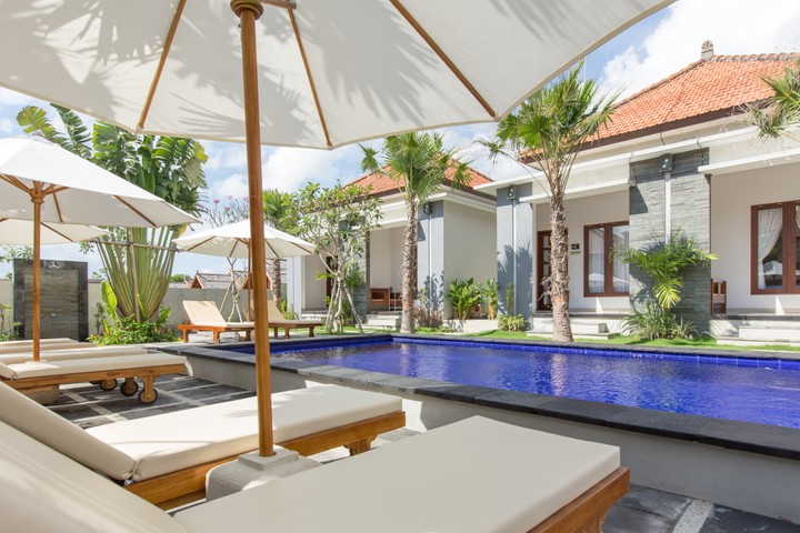 Canggu Guest House by Nelayan Beach, Airbnb