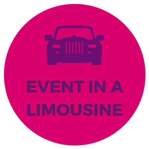 private event in limousine lincoln hummer