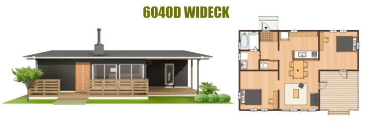 FREEQHOMES(フリークホームズ)COVACO-6040D WIDECK