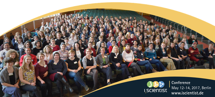 Audience at I, Scientist 2017