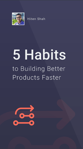 Product Habits by Hiten Shah