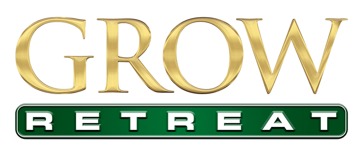 the grow retreat logo