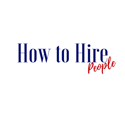 how to hire people logo