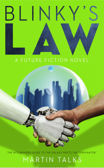 Blinky's Law sci fi novel