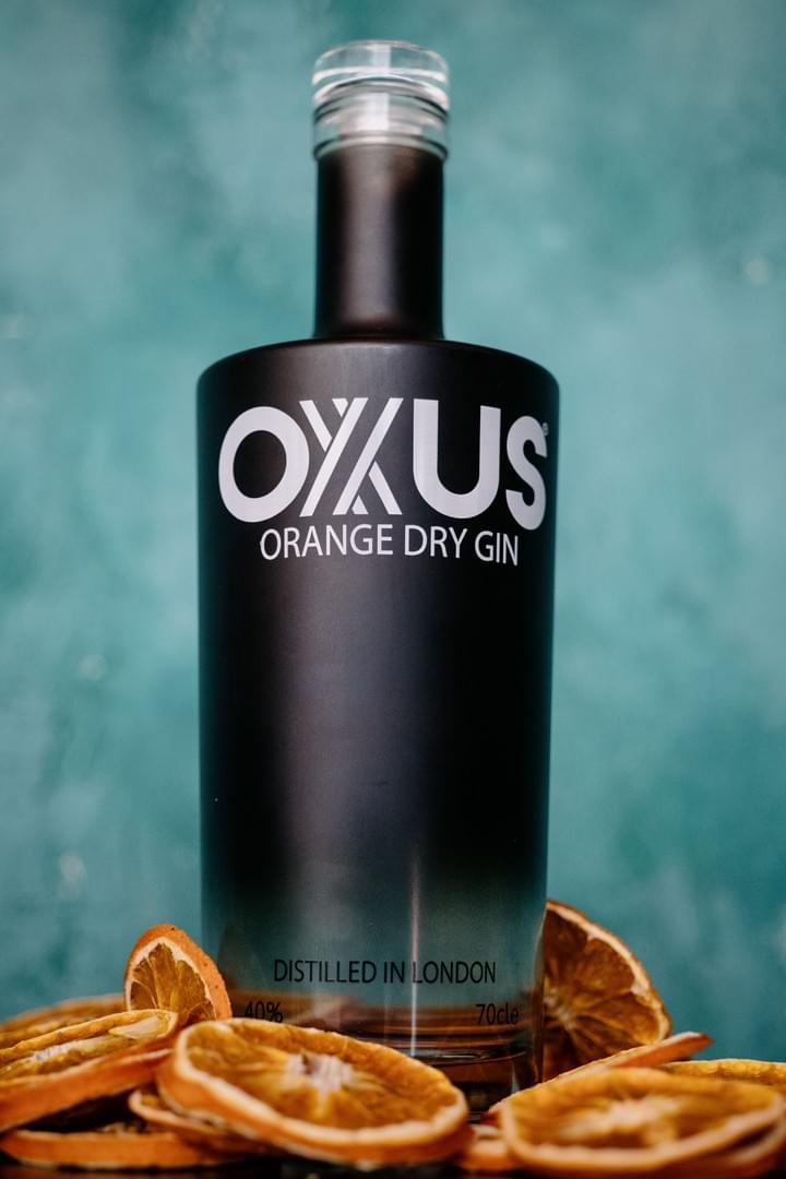 OXUS Orange Dry Gin