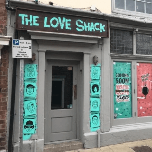 Love Shack Chester