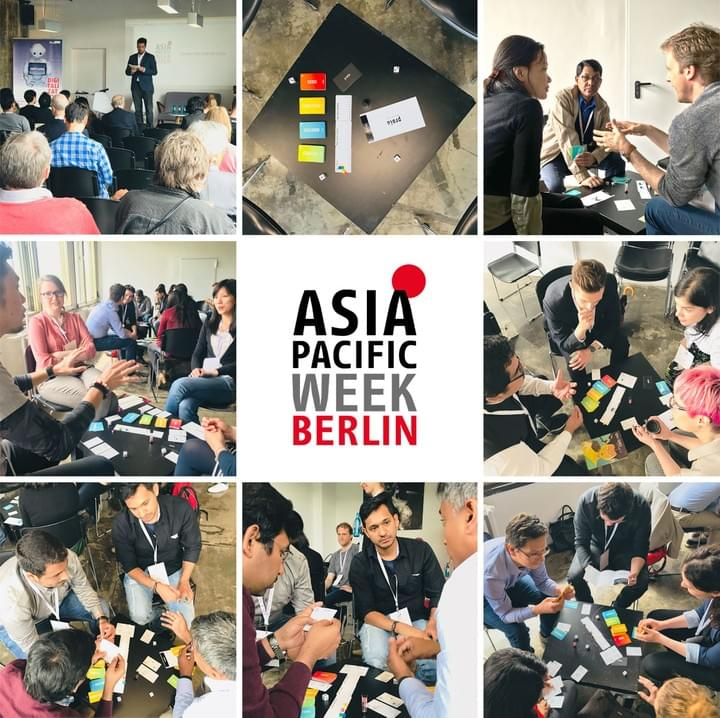 Asia Pacific Week Berlin Conference