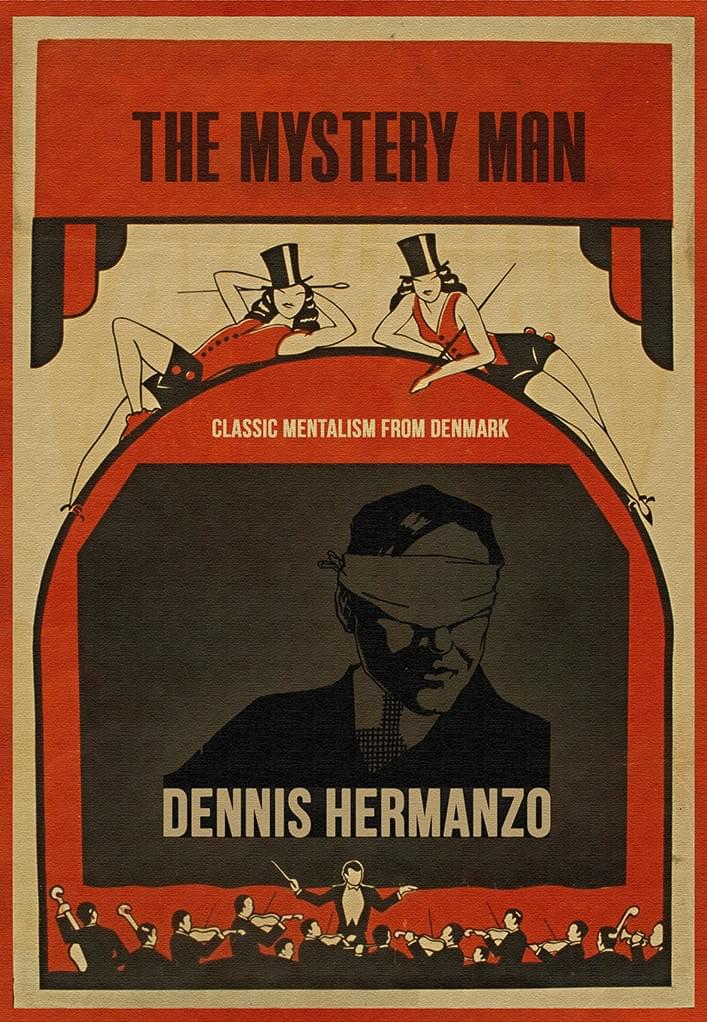 The Mystery Man. Dennis Hermanzo