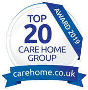Salveo Care  - Carehome  Top 20 Group 2019