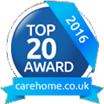 Cherry Tree Home - Top 20 Care Home in SE England