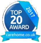 Austenwood. Top 20 Carehome in SE England