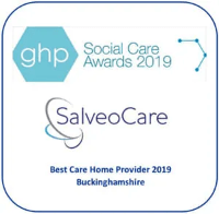 Salveo Care - Best Care Home Provider Bucks 2019