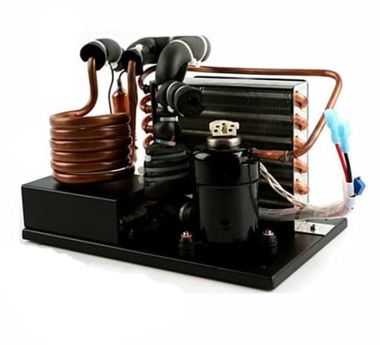 Copper Coil Liquid Chiller