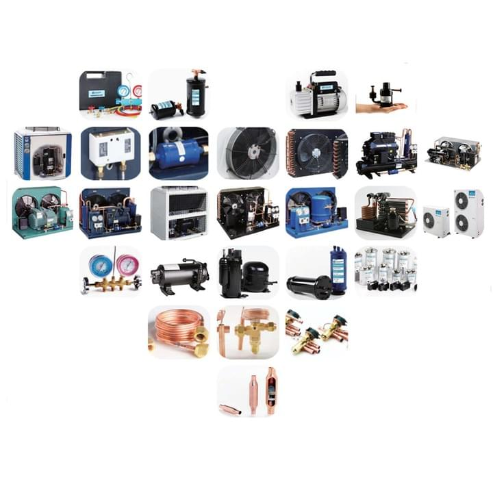 HVAC Refrigeration Parts