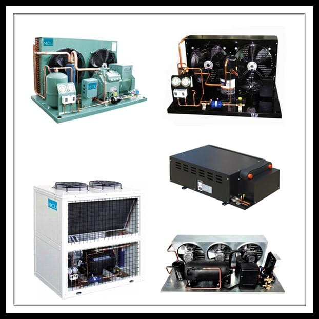 Condensing Units, Refrigeration & Freezing, Cold room