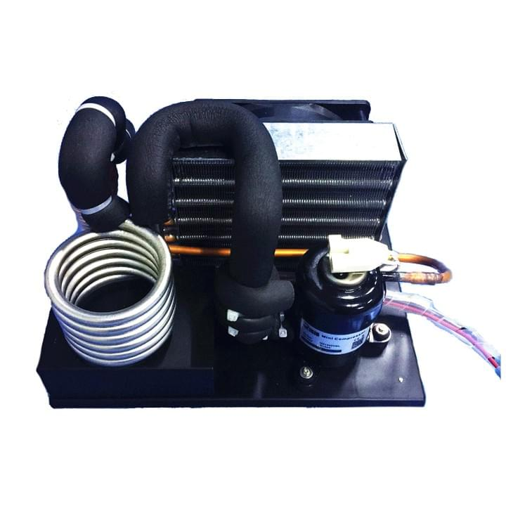 Stainless st. Coil Liquid Chiller