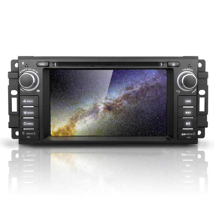 android 7 1 car stereo cd dvd player car radio multimedia player navigation  system with 6 2