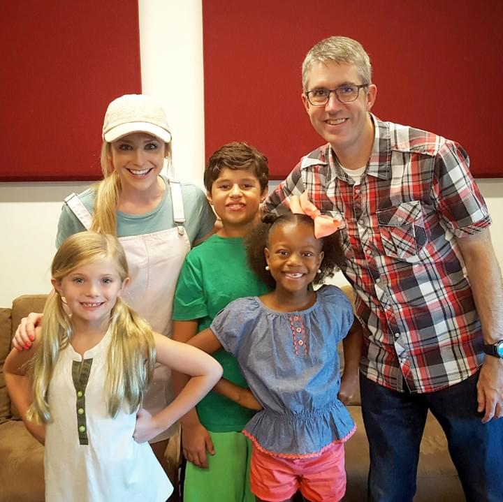 Julie Frost Austin Texas Performer Show Kids Music Actor Singer Actress Recording Studio Disney Podcast Kid Save the World