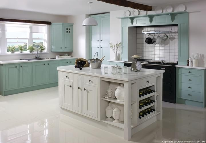 Kitchen design, supply and installation