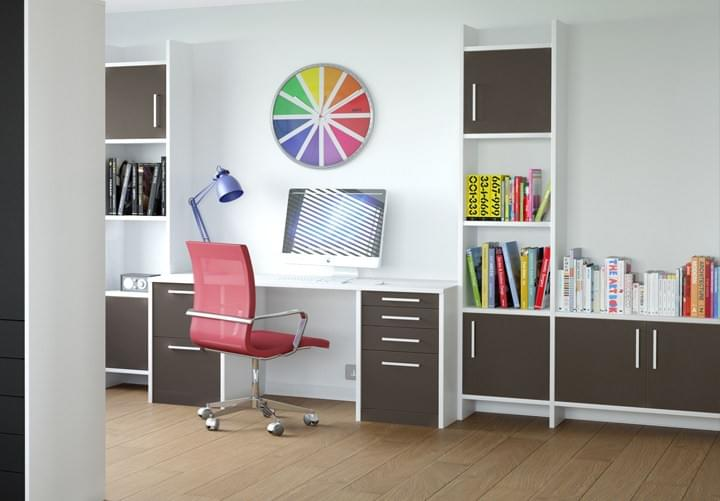 Home office, study and living room furniture