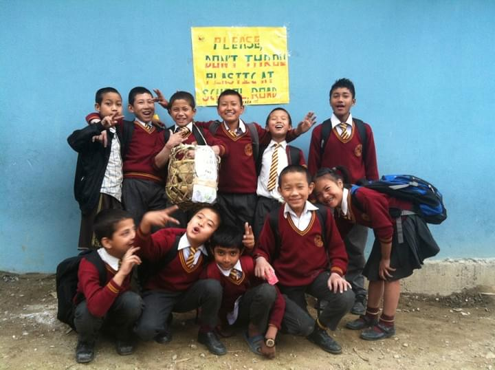 Design for Change, VSG School, Sikkim, India