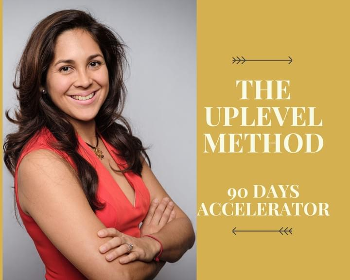 Andrea Cristancho, Holistic Business Coach. International Business Strategist for Female Solopreneurs in the service-based creative Business Space. Join the UpLevel Method 90 Days Accelerator, inquiry availability here.