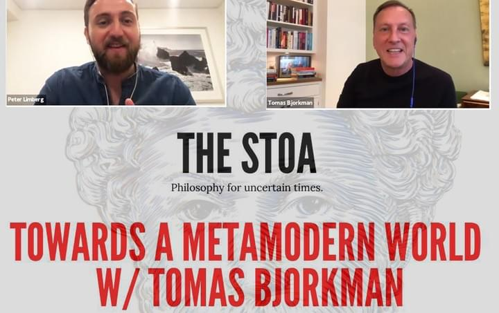 Tomas Björkman, The Stoa, Peter Limberg, The World We Create