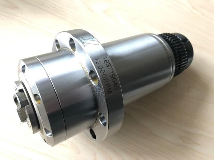 Spindle - 12,000 rpm BT30
