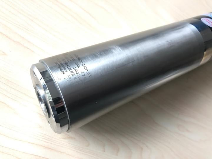 Spindle - 24,000 rpm ISO20