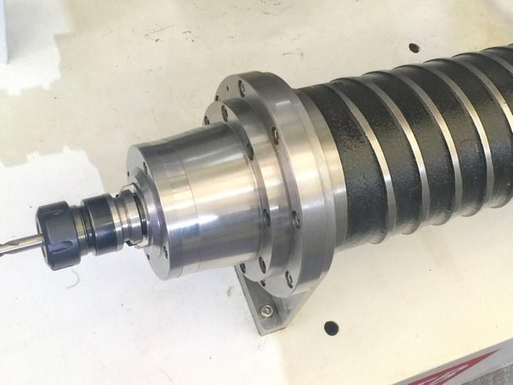 Spindle - 30,000 rpm BT30