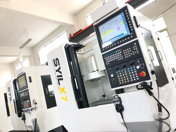 Small CNC mill Application Examples