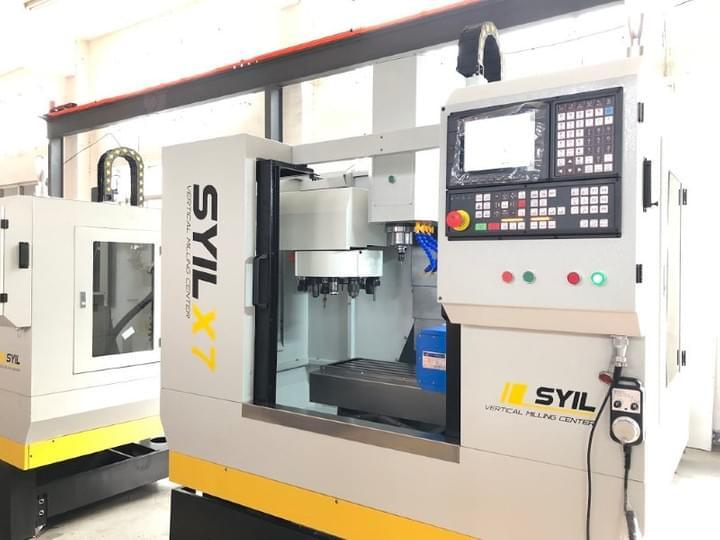 Small Cnc Mill >> Syil X7 Small Cnc Mill The Best Small Cnc Machines