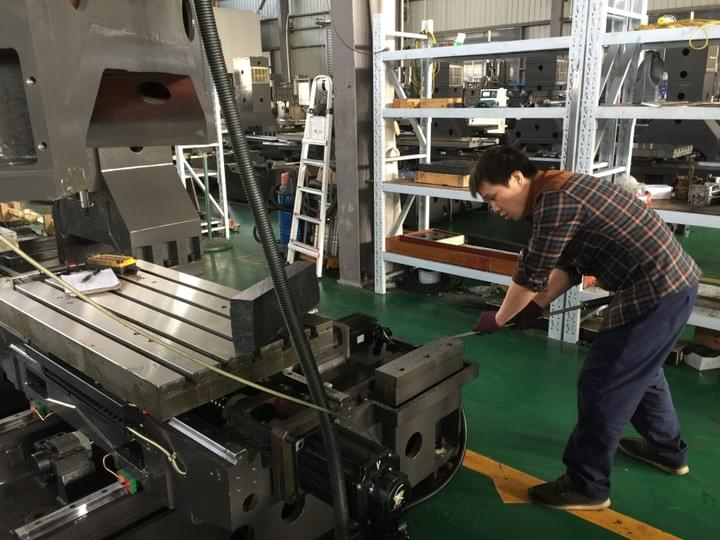 CNC Machine Made in China