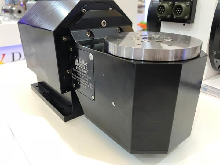 NC rotary table DDR
