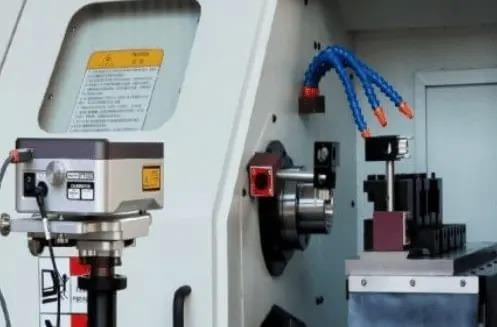 small CNC lathe machine