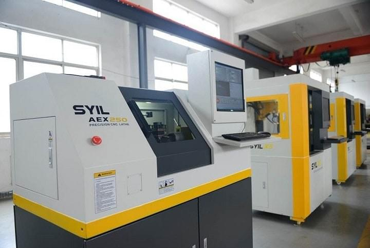 CNC Lathe Factory China