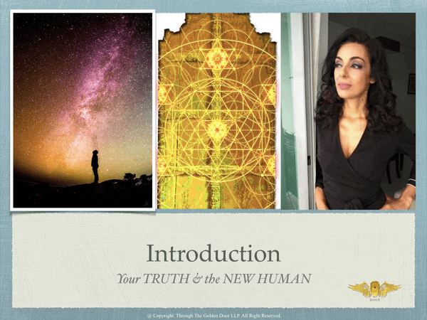 Your Truth & The New Human
