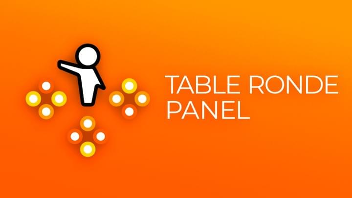 Animatrice de table ronde et panel