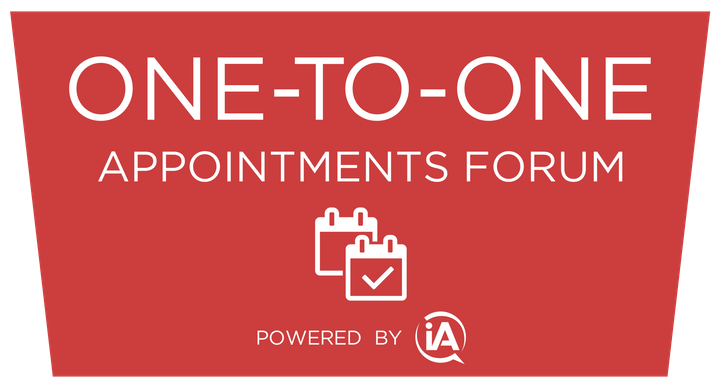 iA One-to-One Appointments Forum logo