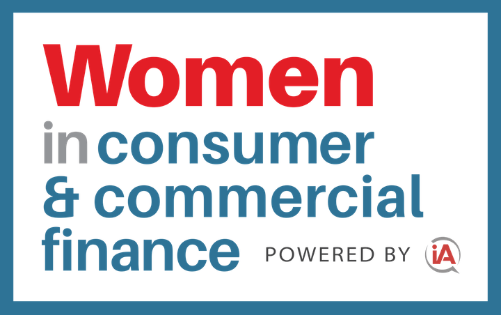 iA Women in Consumer & Commercial Finance logo