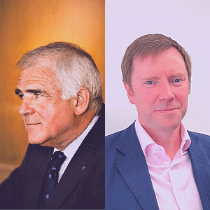 Jim Mather, Heriot-Watt University and Roddy Millar, Ideas for Leaders