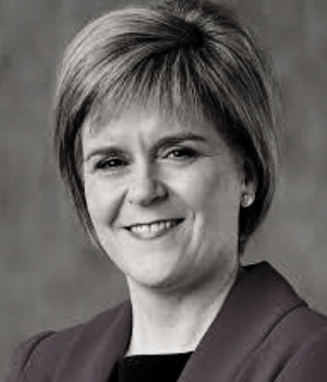 Nicola Sturgeon - First Minister of Scotland - Scottish Government
