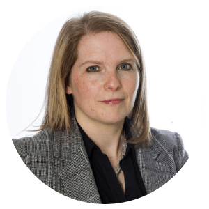 Kerry Sharp, Director, Scottish Investment Bank (SIB)